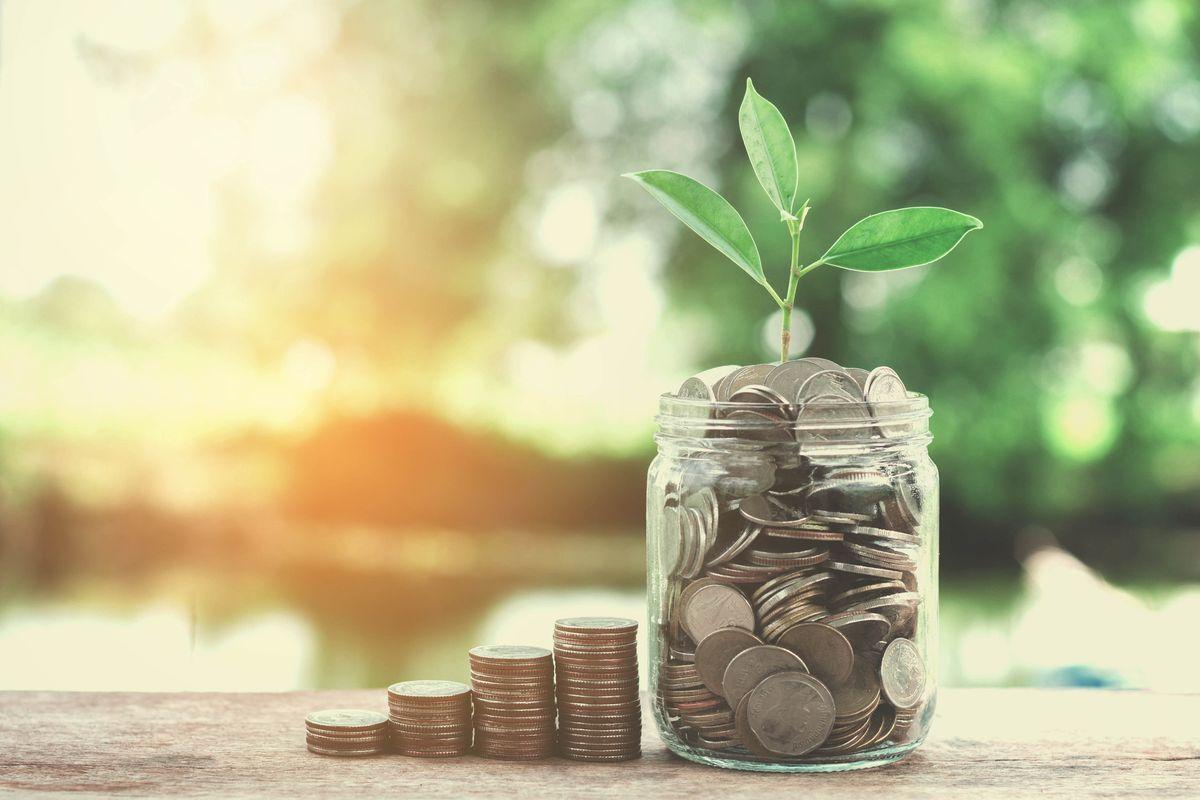 Mit der Sparzulage werden aus kleinen Beträgen größere.